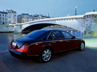 Picture of 2009 Maybach 57 Base, exterior