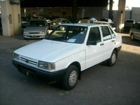 1990 FIAT Duna Overview