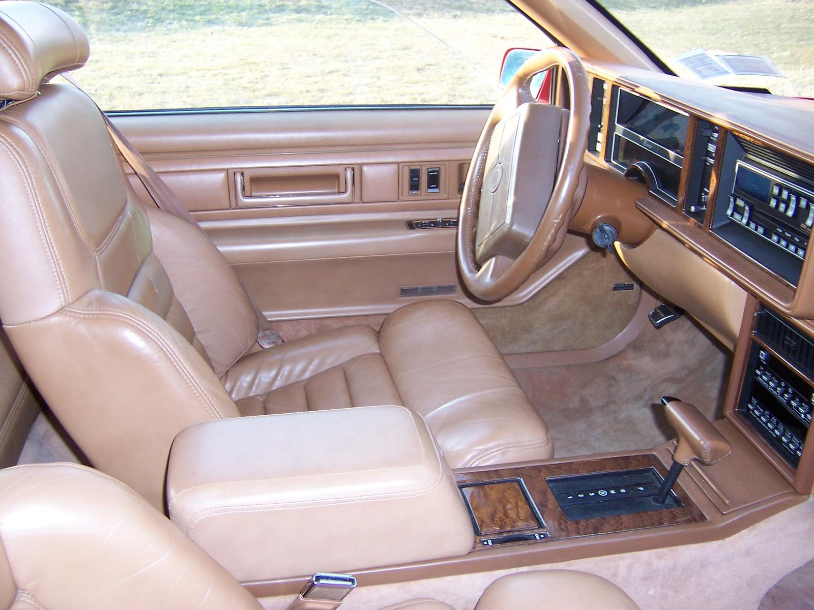 1991 Cadillac Eldorado Pictures Cargurus