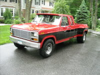 1985 Ford F-350 Overview