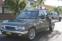 1995 Holden Rodeo Overview