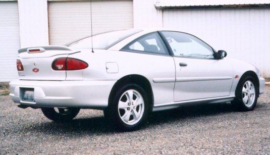 2001 Chevrolet Cavalier Coupe. 2000 CHEVY CAVALIER Images