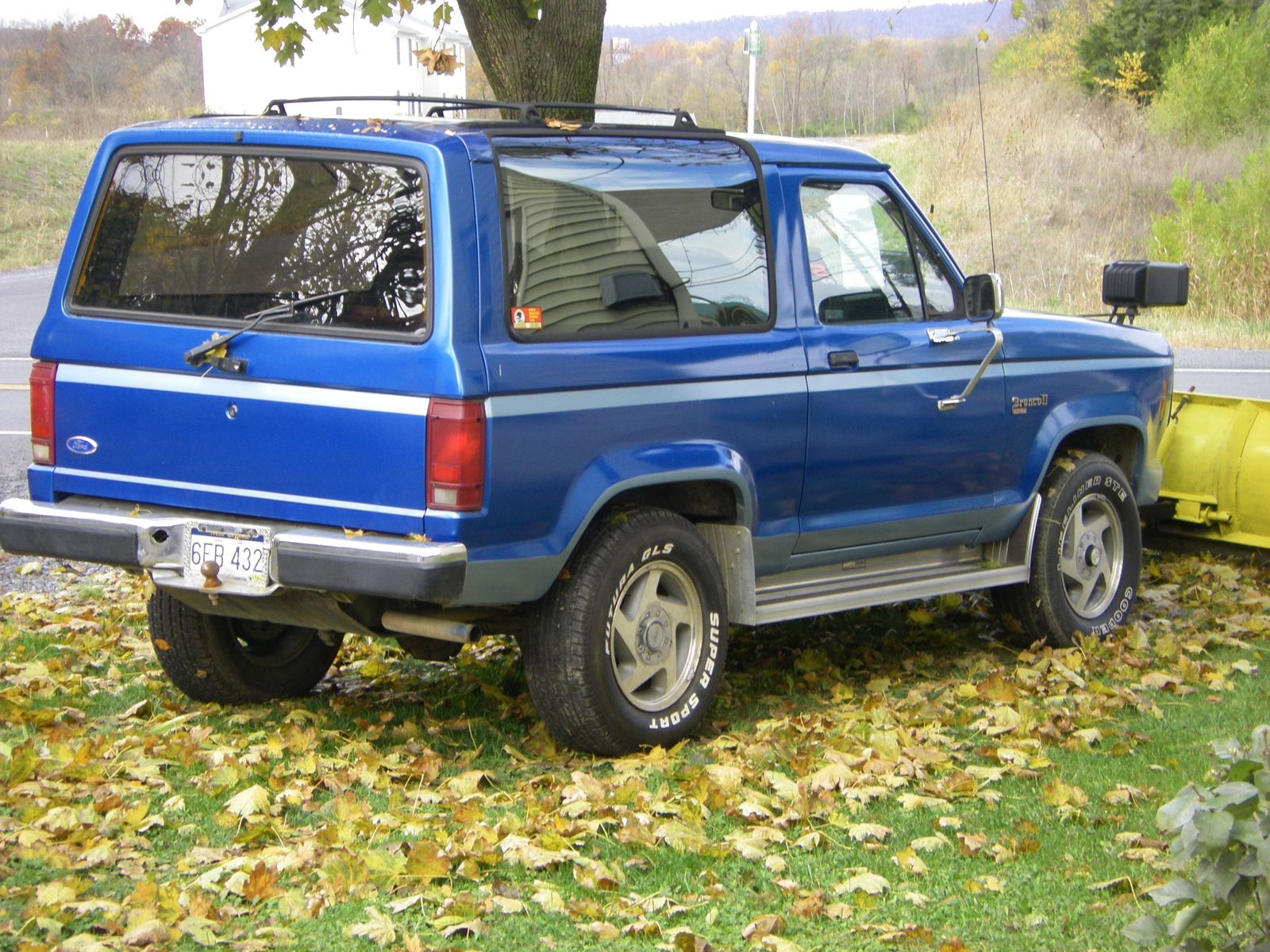 1990 ford bronco ii overview cargurus
