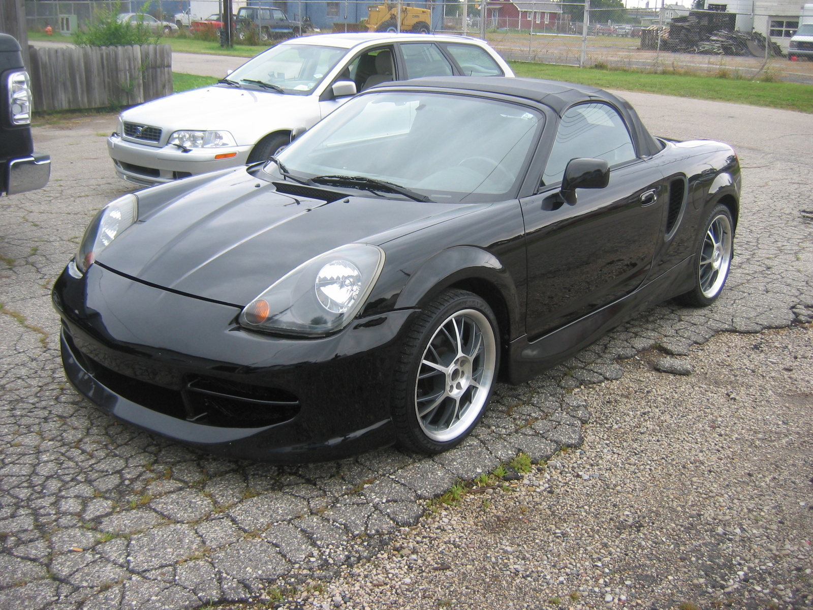 2001 toyota mr2 spyder bing images. Black Bedroom Furniture Sets. Home Design Ideas