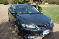 Picture of 2003 Mazda MAZDA6 4 Dr s V6 Sedan, exterior