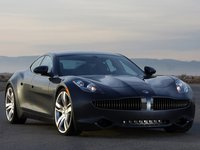 2009 Fisker Karma Picture Gallery