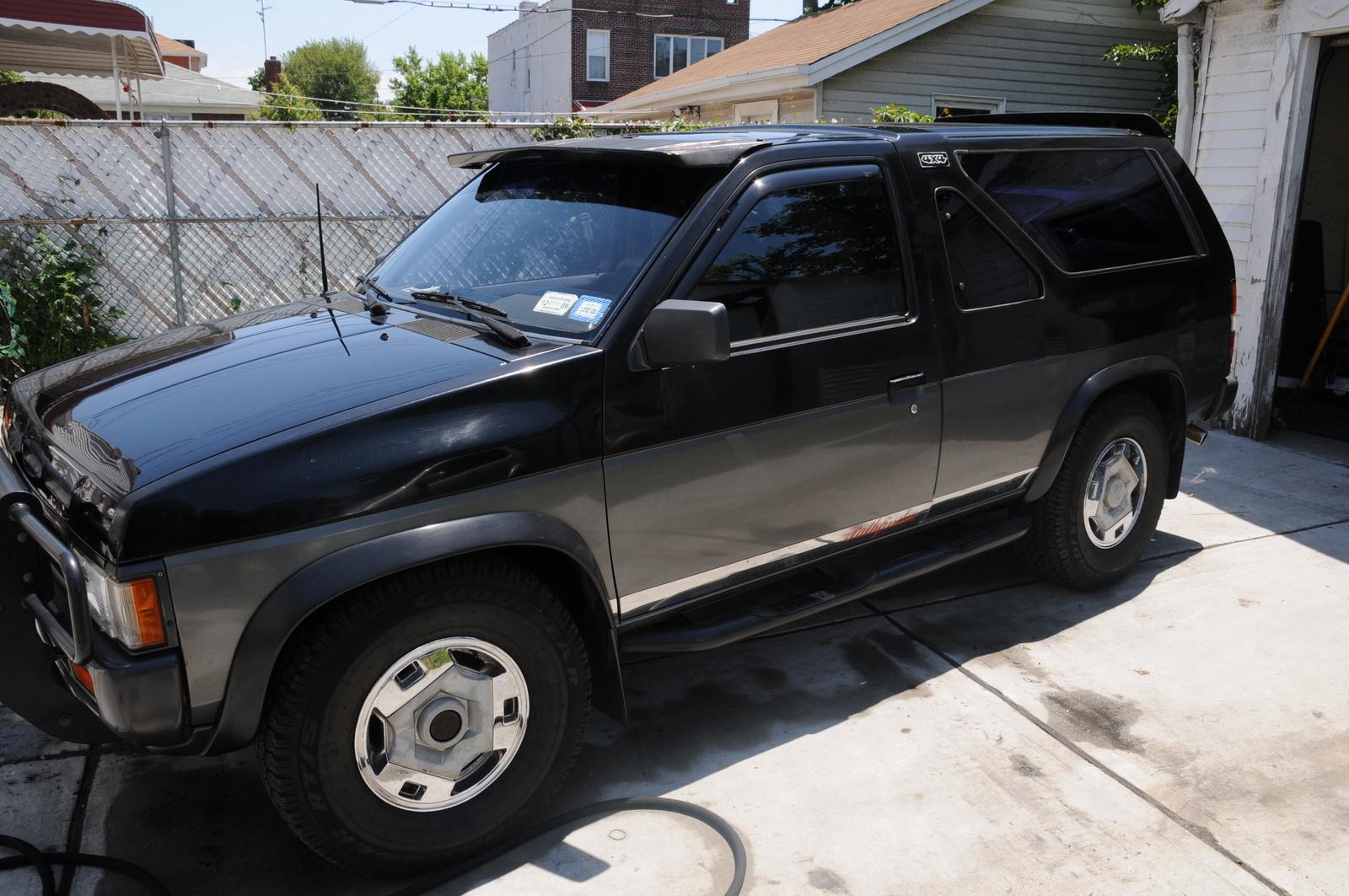 1989 Nissan Pathfinder Overview Cargurus