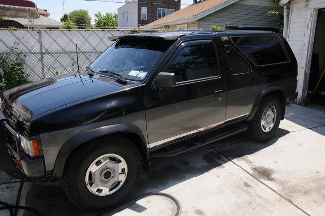 1989 Nissan Pathfinder User Reviews Cargurus