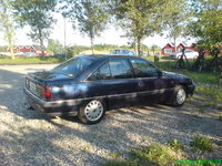 1993 Opel Omega Overview