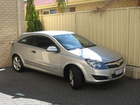 2007 Holden Astra Overview