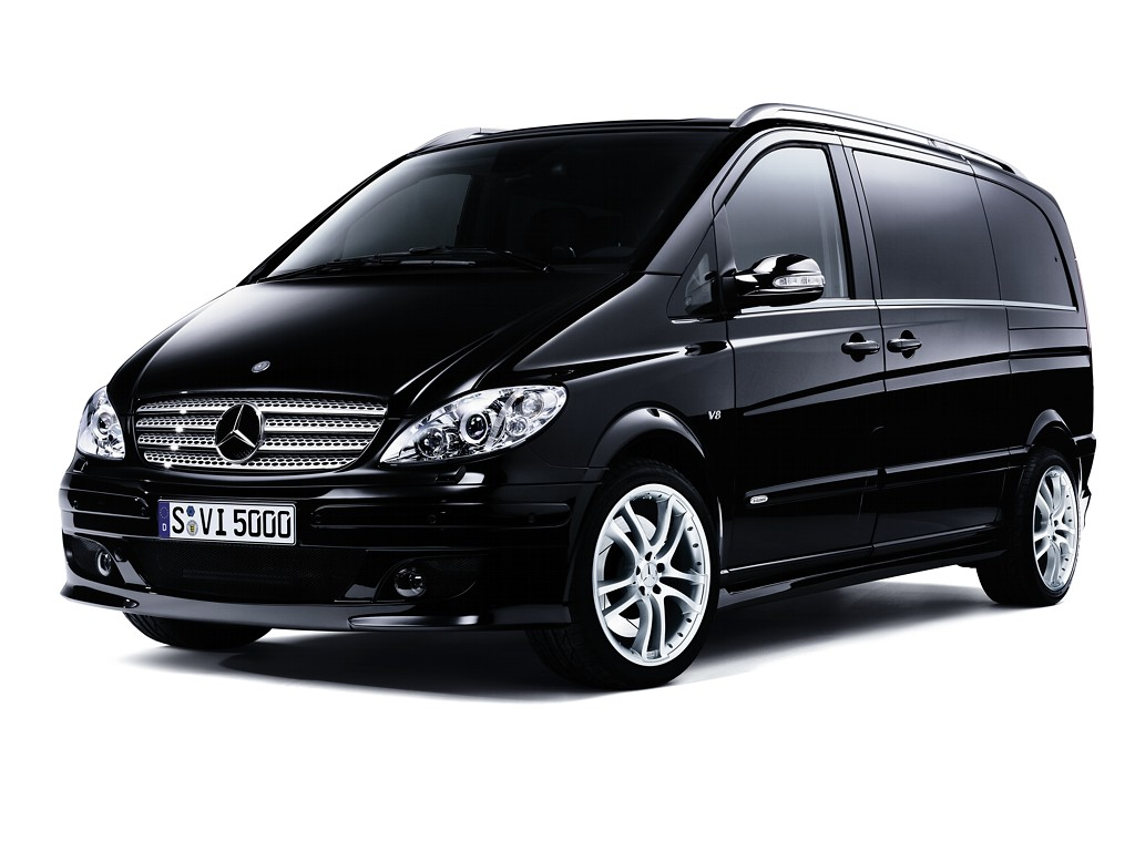 Picture of 2007 Mercedes-Benz Vito, exterior