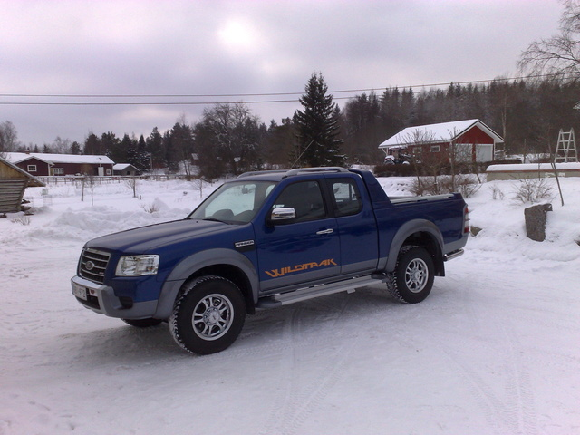 Picture of 2009 Ford Ranger XLT SuperCab 4WD, exterior, gallery_worthy