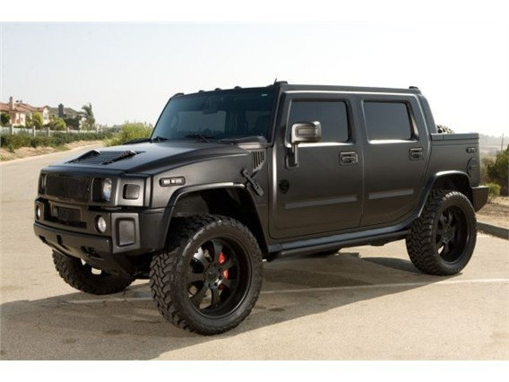 Picture of 2010 Hummer H2 SUT Luxury