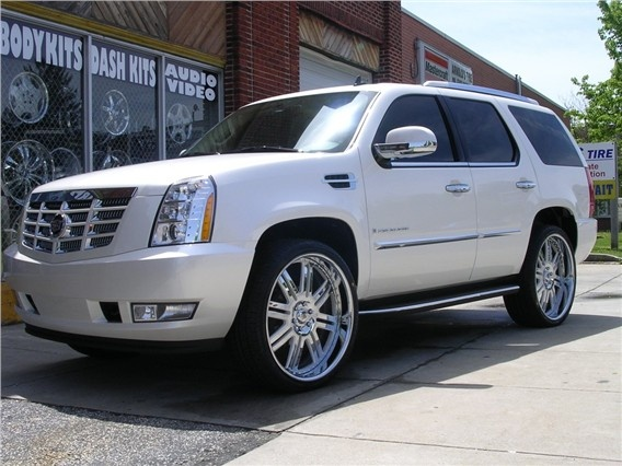 Picture of 2010 Cadillac Escalade