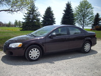 2004 Chrysler Sebring Touring picture, exterior