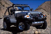 Picture of 2008 Jeep Wrangler Rubicon, exterior