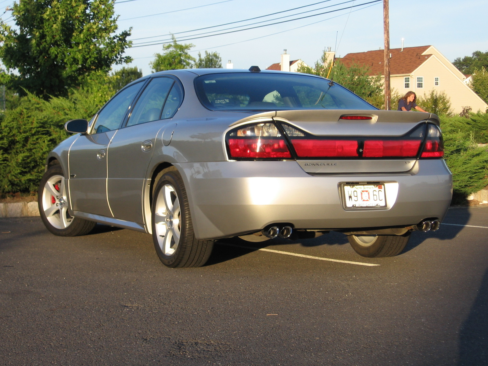 2004 Pontiac Bonneville - Pictures - 2004 Pontiac Bonneville GXP pi ...