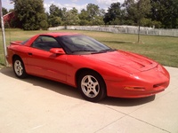 1997 Pontiac Firebird Overview
