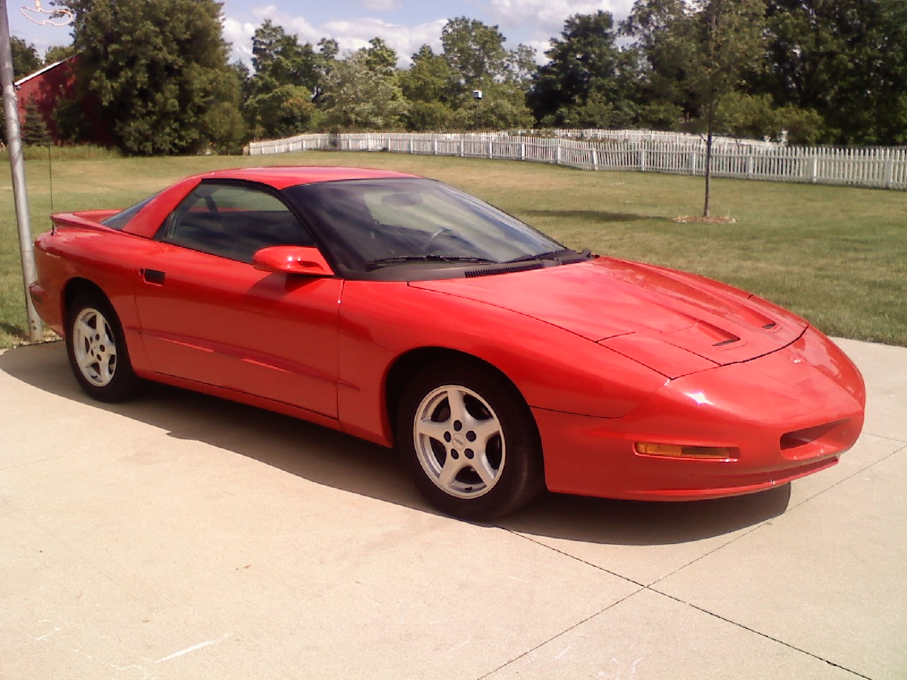 Picture of 1997 Pontiac Firebird Formula
