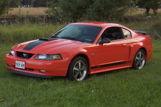 Picture of 2004 Ford Mustang Mach 1 Coupe RWD, exterior, gallery_worthy