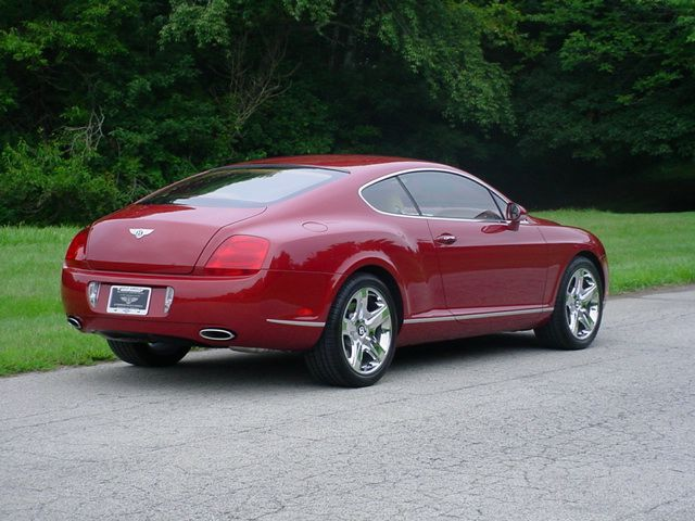 2007 bentley continental gt base picture exterior. Cars Review. Best American Auto & Cars Review