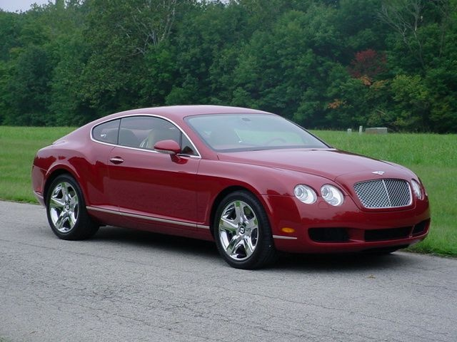 07 bentley continental gt