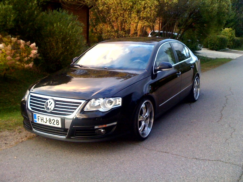 2006 volkswagen passat 2 0 tfsi related infomation specifications weili automotive network. Black Bedroom Furniture Sets. Home Design Ideas