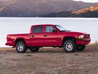 Picture of 2001 Dodge Dakota Sport Crew Cab 4WD, exterior, gallery_worthy
