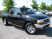 Picture of 2000 Ford Ranger XLT Extended Cab Stepside 4WD SB, exterior