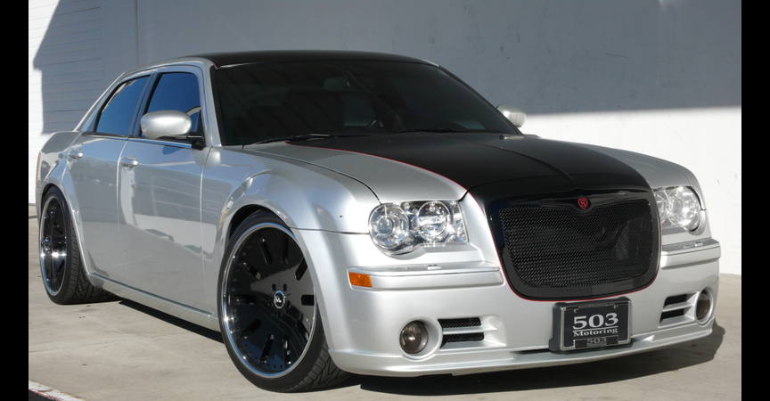 New Chrysler 300 Cool review
