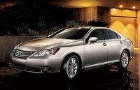 2010 Lexus ES 350, Front-quarter view, exterior, gallery_worthy