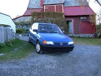 1992 Opel Astra Overview