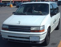 1992 Chrysler Voyager Picture Gallery
