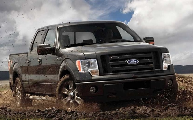 2010 ford f-150 - overview - cargurus