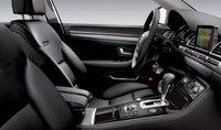 2010 Audi A8, Interior View, interior, manufacturer, gallery_worthy