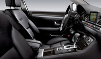 2010 Audi A8, Interior View, manufacturer, interior