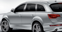 2010 Audi Q7, Back Left Quarter View, exterior, manufacturer