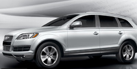 2010 Audi Q7, Front Left Quarter View, exterior, manufacturer