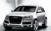 2010 Audi Q7, Front Left Quarter View, exterior, manufacturer, gallery_worthy