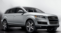 2010 Audi Q7, Front Right Quarter View, manufacturer, exterior