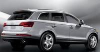 2010 Audi Q7, Back Right Quarter View, exterior, manufacturer
