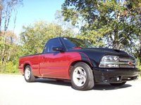 2001 Chevrolet S-10 Overview