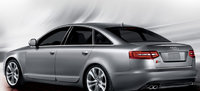 2010 Audi S6, Back Left Quarter View, exterior, manufacturer