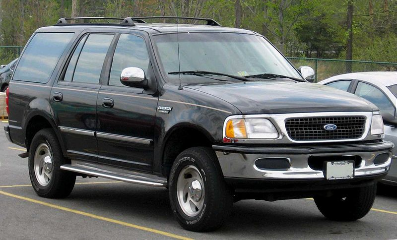 1997 Ford Expedition 4 Dr XLT 4WD SUV picture
