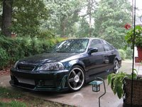 Picture of 1997 Honda Civic Coupe DX, exterior, gallery_worthy