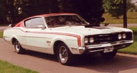 1969 Mercury Comet Overview