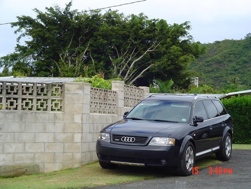 2004 Audi Allroad Quattro. 2005 Audi allroad quattro
