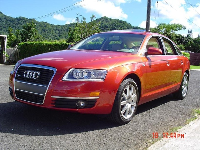 Picture of 2006 Audi A6 3.2 quattro Sedan AWD, exterior, gallery_worthy
