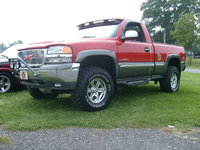 Picture of 2000 GMC Sierra 1500 SLE 4WD Standard Cab SB, exterior, gallery_worthy