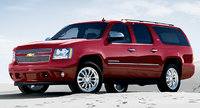 2010 Chevrolet Suburban, Front Left Quarter View, exterior, manufacturer, gallery_worthy